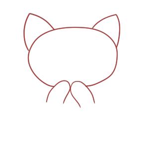 猫 書き方