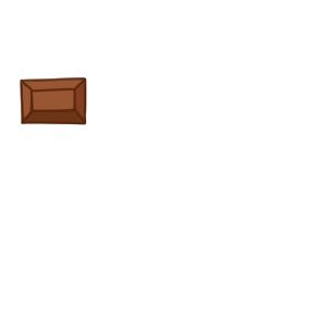 チョコ イラスト 簡単4
