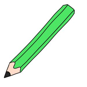 鉛筆 書き方