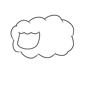 羊 書き方