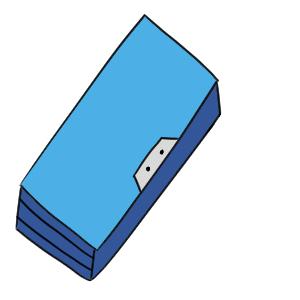 筆箱 書き方