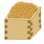 豆の書き方は イラストを簡単に初心者でもできる方法
