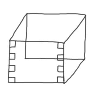 豆 書き方4