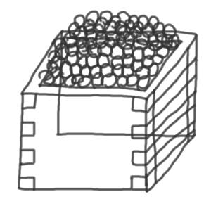 豆 書き方7