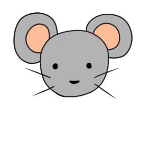 ネズミのイラストの簡単な書き方 初心者でも描けるコツは イラストの