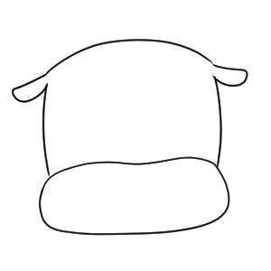 牛のイラストの簡単な書き方 初心者でも描けるコツは イラストの簡単