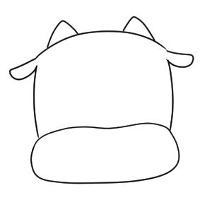 牛 イラスト 簡単
