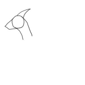 ドラゴン イラスト 簡単