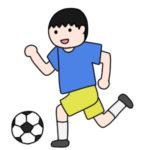 サッカーの書き方 イラストを簡単に初心者でも描くコツは?