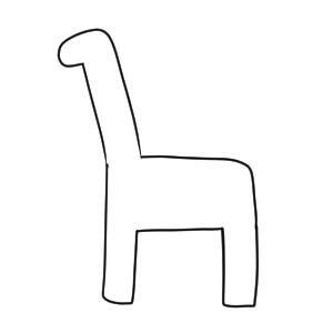 キリン 書き方