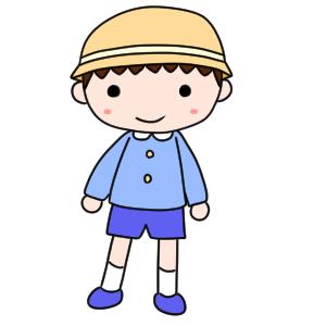 幼稚園 イラスト 簡単