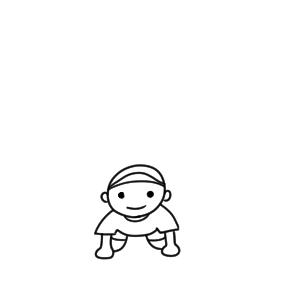 組体操 イラスト 簡単