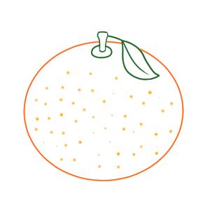 オレンジ 書き方
