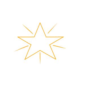 星 イラスト 簡単