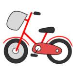 自転車の書き方 イラストを簡単に描くポイントは?