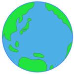 地球の書き方 イラストを簡単に描くポイントは?