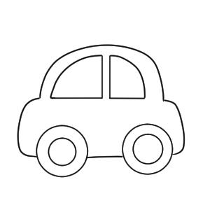 車 イラスト 簡単