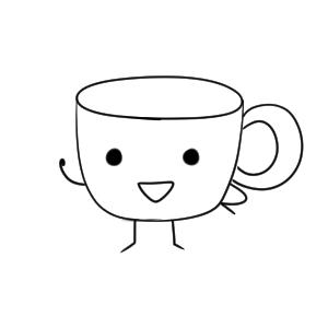 コーヒー 書き方