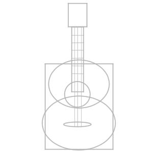 ギター 書き方
