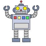 ロボットの書き方 イラストを簡単に描くポイントは?