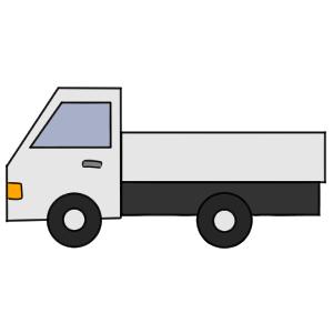 トラック 書き方