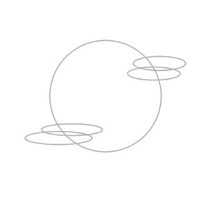 月見 書き方