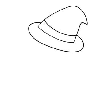 ハロウィン イラスト 簡単