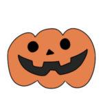 かぼちゃのイラストの簡単な書き方 初心者でも描ける?