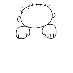 ゾンビ イラスト 描き方