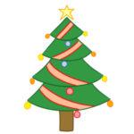 クリスマスツリーのイラストの簡単な書き方とは?