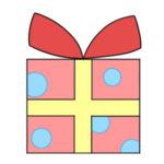 プレゼントのイラストの簡単な書き方は 初心者にも描ける?