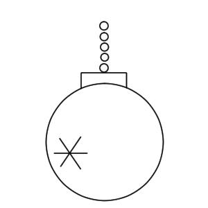 クリスマス イラスト 書き方