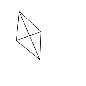 タコ(凧) イラスト 簡単