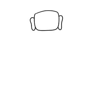 鎌倉 大仏 イラスト 簡単