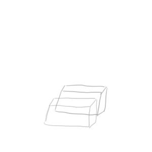マグロ イラスト 書き方