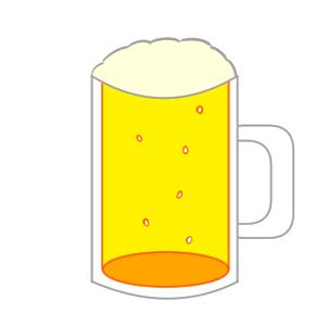 ビール イラスト 手書き 書き方