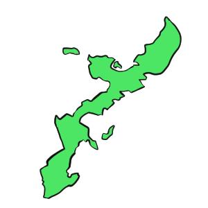 沖縄 イラスト 手書き