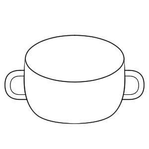 スープ イラスト 手書き