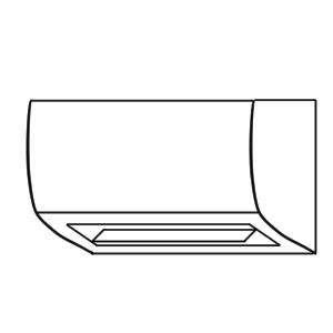 エアコン イラスト 簡単