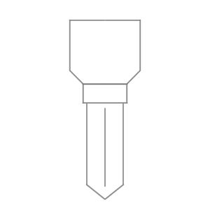 鍵 イラスト 簡単