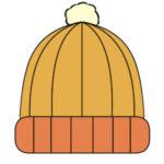 ニット帽のイラストの描き方は 簡単に手書きで描くなら?