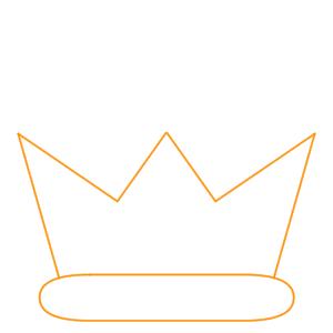 王冠 イラスト 手書き