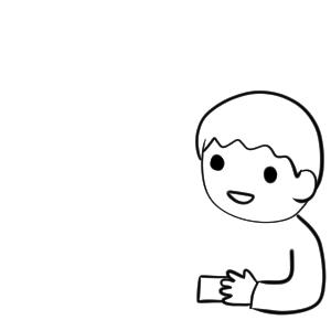 豆まき イラスト 簡単 手書き