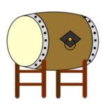 太鼓のイラストの簡単な書き方は 手書きで描くポイントとは?