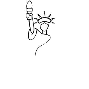 自由の女神 イラスト 書き方